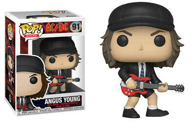 AC/DC Funko Pop! - Angus Young