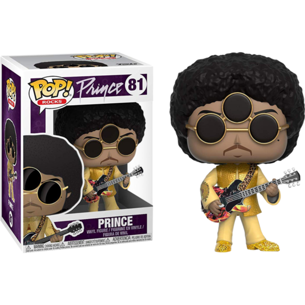 Prince Funko Pop! - (3rd Eye Girl)
